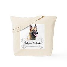 Malinois 2 Tote Bag