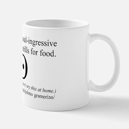 SpecGram Stupid Phonetics Mug