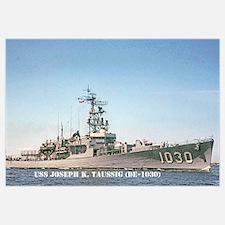 USS JOSEPH K. TAUSSIG