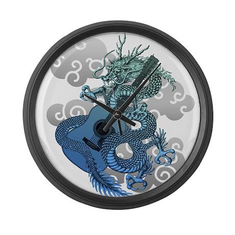 Dragon aco Large Wall Clock