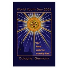 World Youth Day Poster
