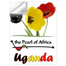 Uganda Goodies Wall Decal