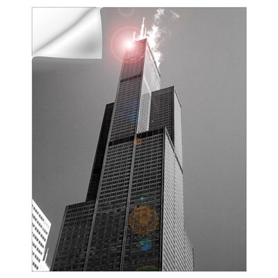 Sears Tower 2 Wall Decal