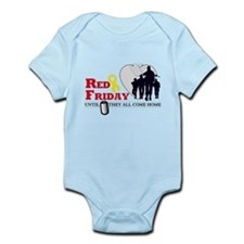 Red Friday - Until They All C Infant Bodysuit