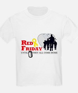 Red Friday - Until They All C T-Shirt