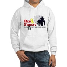 Red Friday - Until They All C Jumper Hoody