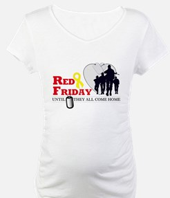 Red Friday - Until They All C Shirt
