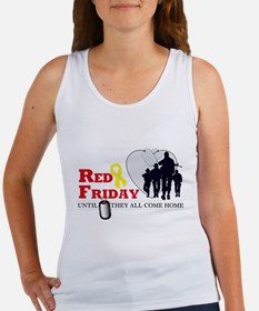 Red Friday - Until They All C Women's Tank Top