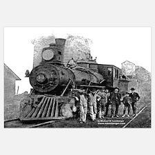 Age of Steam IX Print