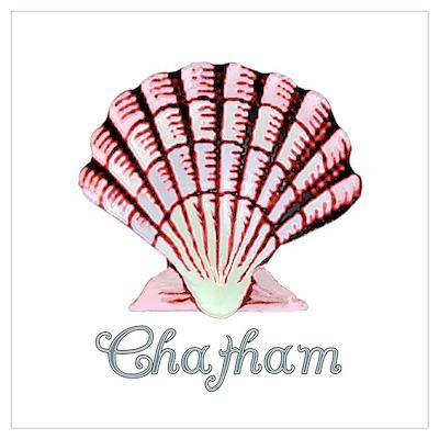 Chatham Shell Poster