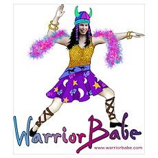 WarriorBabe Poster