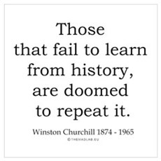 Winston Churchill 20 Poster