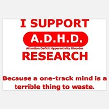 Support ADHD Research