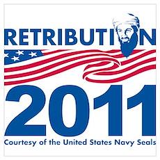 Retribution 2011 Poster