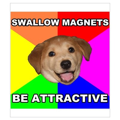 Be Attractive Poster