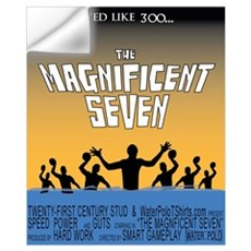 magnificent seven Wall Decal