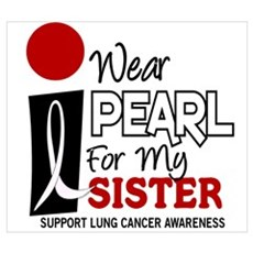 I Wear Pearl For My Sister 9 Poster