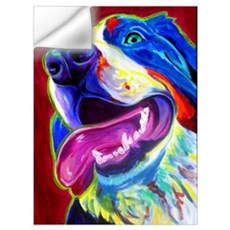 Bernese Mountain Dog #2 Wall Decal