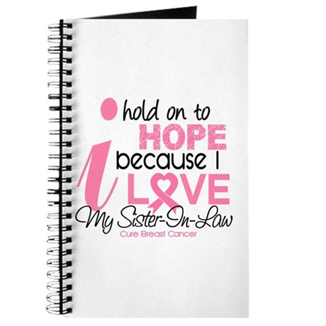 Hope For My Breast Cancer Journal