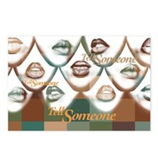 Tell Someone! Postcards (Package of 8)