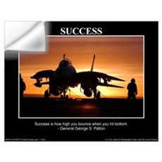 Success I - General George S Patton Wall Decal