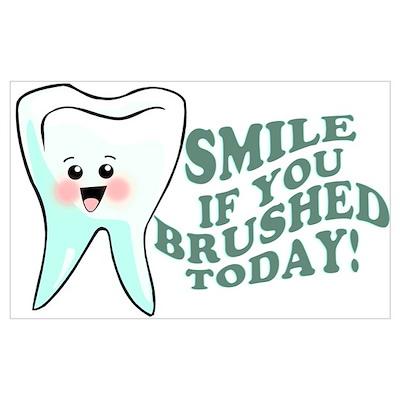 Dentist Dental Hygienist Poster