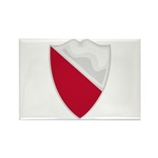 DUI - 15th Engineer Battalion Rectangle Magnet