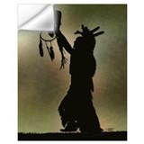 Native american indian Wall Decals