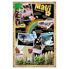 """Maui"" Poster"