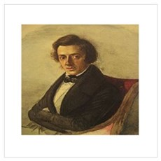 Frederick Chopin Canvas Art