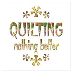 Quilting Poster