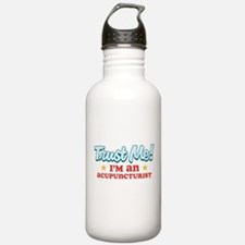Trust me Acupuncturist Water Bottle