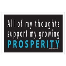 Growing Prosperity Canvas Art