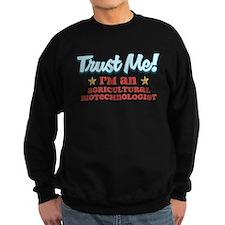 Trust me Agricultural biotech Jumper Sweater