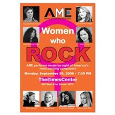 AME Women Who Rock: