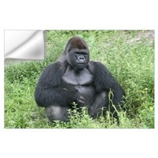 -Gorilla Wall Decal