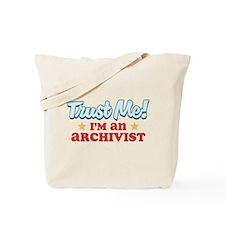 Trust me Archivist Tote Bag