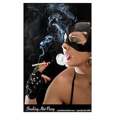 Smoking Hot Poster
