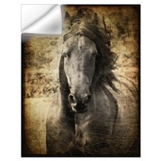 Friesian Wall Decal