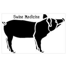 Large Animal Medicine Poster