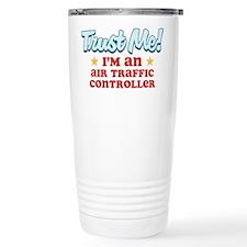 Trust me Air Traffic Controll Travel Mug