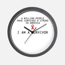 6 Million people have survive Wall Clock