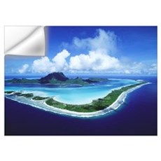 BORA BORA Wall Decal