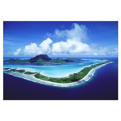 BORA BORA Canvas Art