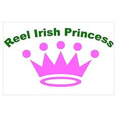 Reel Irish Princess Poster