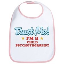 Trust me Child psychotherapis Bib