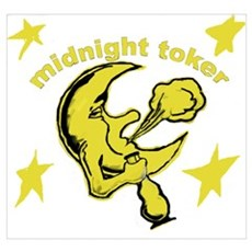 Midnight Toker Poster