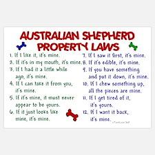 Australian Shepherd Property Laws 2 P