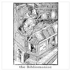 Bibliomaniac Poster