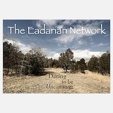 Eadarian network Wall Art